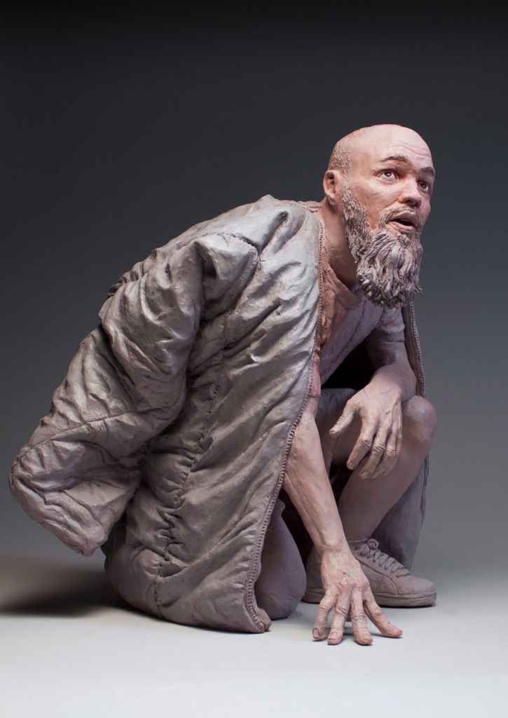 Ceramic Sculpture by Kevin Rohde